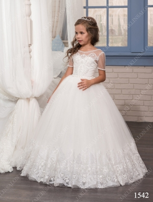 Детское платье модель 1542