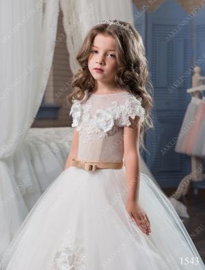 Детское платье модель 1543