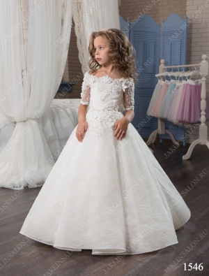 Детское платье модель 1546