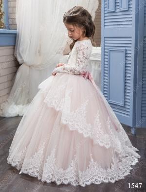 Детское платье модель 1547