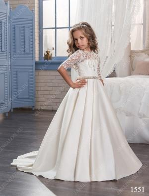 Детское платье модель 1551
