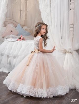 Детское платье модель 1557