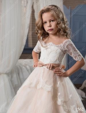 Детское платье модель 1562