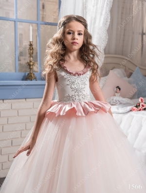 Детское платье модель 1566