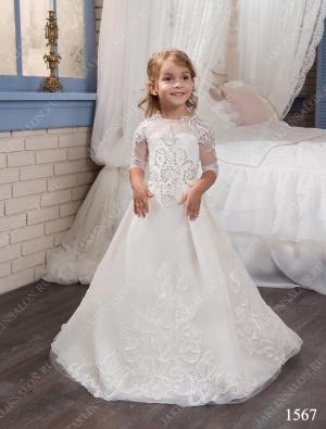 Детское платье модель 1567