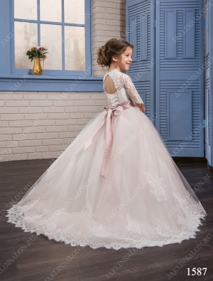 Детское платье модель 1587