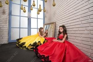 Детское платье модель 1588