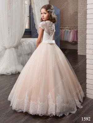 Детское платье модель 1592
