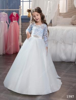 Детское платье модель 1597