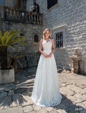 Свадебное платье 18-04