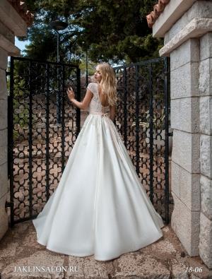 Свадебное платье 18-06