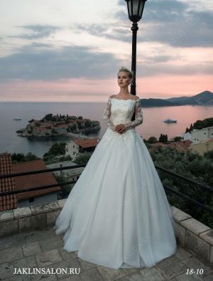 Свадебное платье 18-10