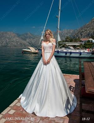 Свадебное платье 18-12