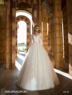Свадебное платье 18-32