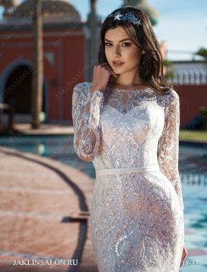 Свадебное платье 18-33