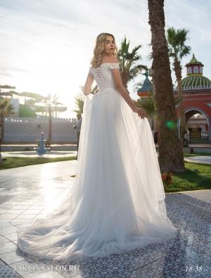 Свадебное платье 18-38