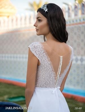 Свадебное платье 18-48