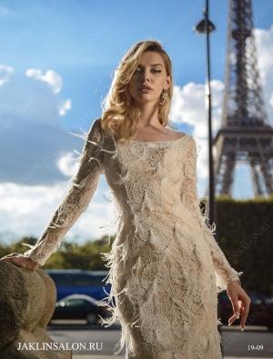 Свадебное платье 19-09