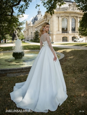 Свадебное платье 19-14