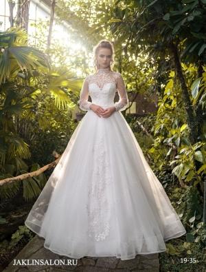 Свадебное платье 19-35