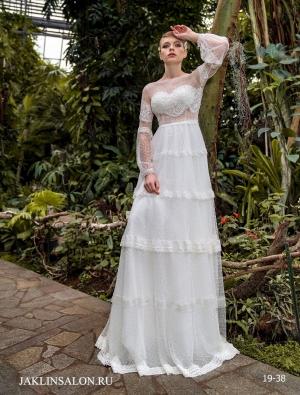 Свадебное платье 19-38