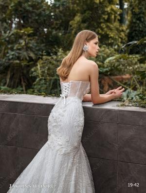 Свадебное платье 19-42