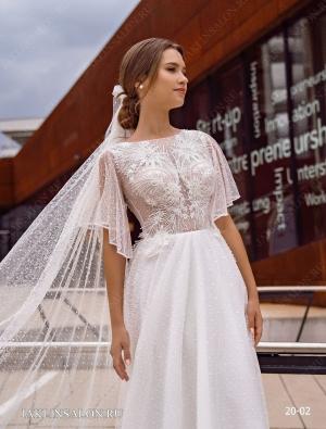 Свадебное платье 20-02