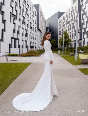 Свадебное платье 20-04