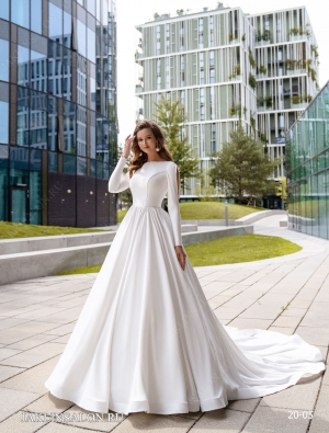 Свадебное платье 20-05