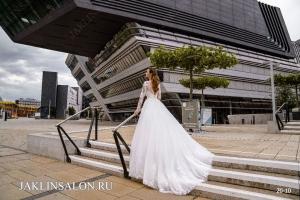 Свадебное платье 20-10