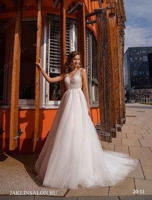 Свадебное платье 20-11