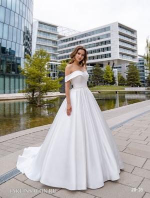 Свадебное платье 20-16