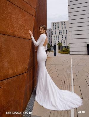 Свадебное платье 20-18