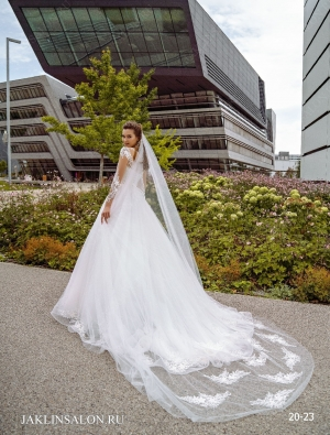 Свадебное платье 20-23