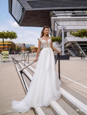 Свадебное платье 20-27