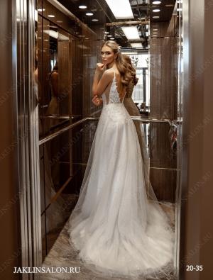 Свадебное платье 20-35