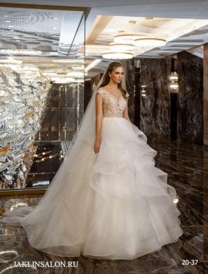 Свадебное платье 20-37