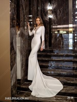 Свадебное платье 20-38
