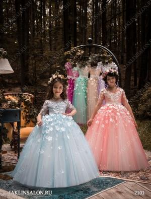 Детское платье модель 2101
