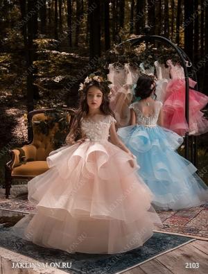 Детское платье модель 2103