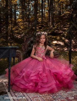 Детское платье модель 2116