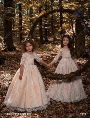 Детское платье модель 2127