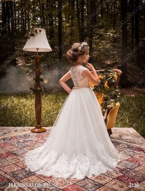 Детское платье модель 2136