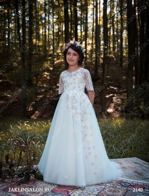Детское платье модель 2140