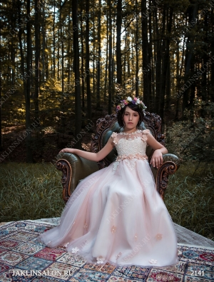 Детское платье модель 2141