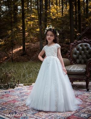 Детское платье модель 2142