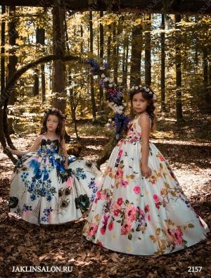 Детское платье модель 2157