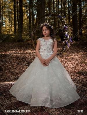Детское платье модель 2158