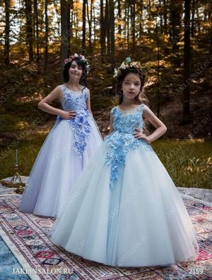 Детское платье модель 2159