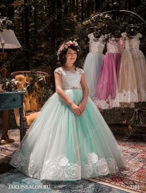 Детское платье модель 2161